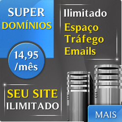 Hospedagem de site ilimitada