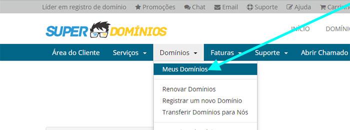 emails dominio
